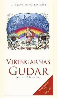bokomslag Vikingarnas Gudar