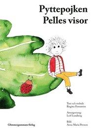 bokomslag Pyttepojken Pelles visor