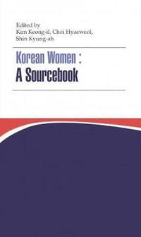 bokomslag Korean Women