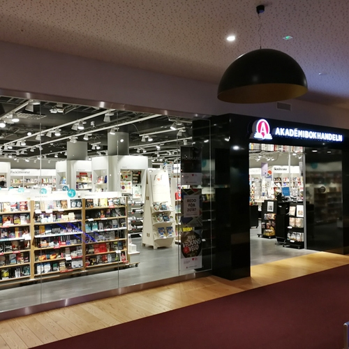 Bokaffär Malmö