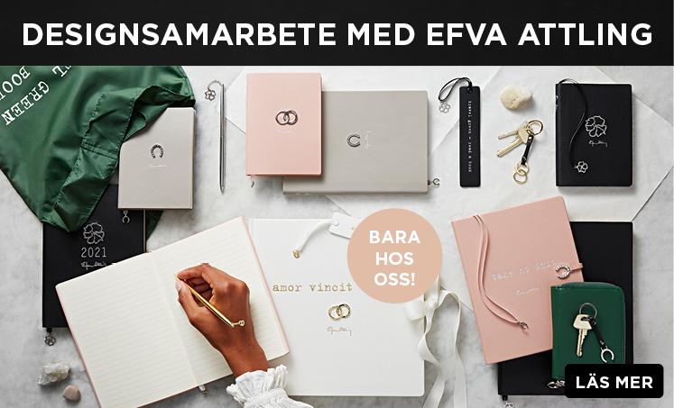 designsamarbete med Efva attling