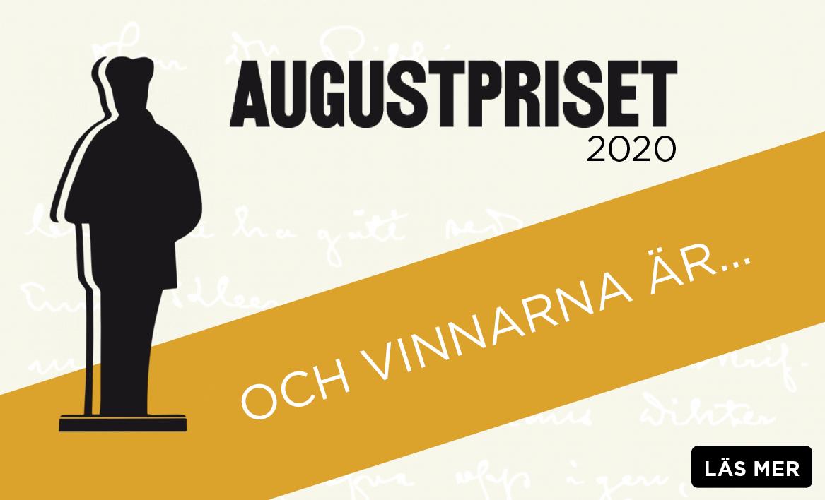 Vinnarna av Augustpriset 2020