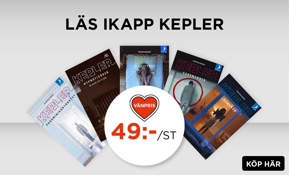 Läs ikapp Lars Kepler