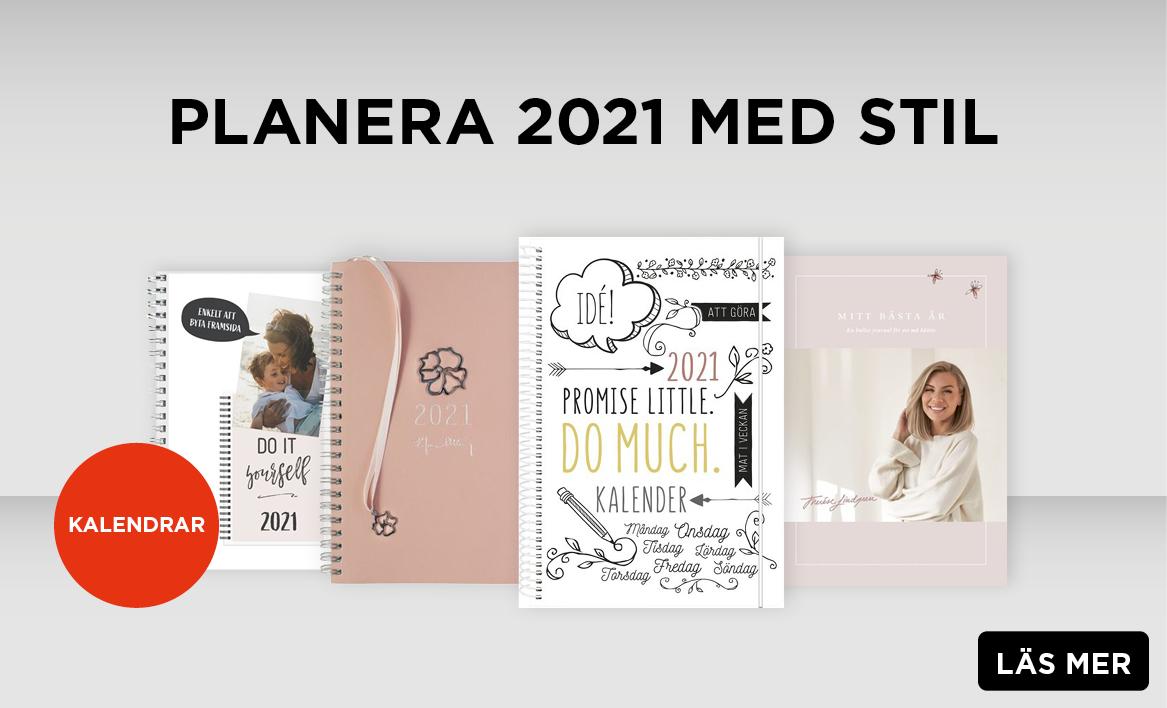 Kalender för 2021
